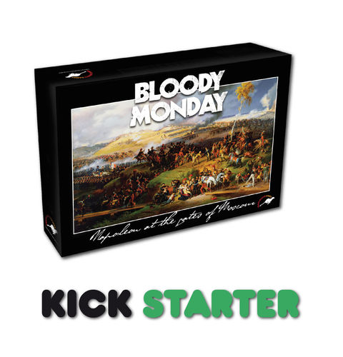 BLOODY MONDAY Kickstarter Edition