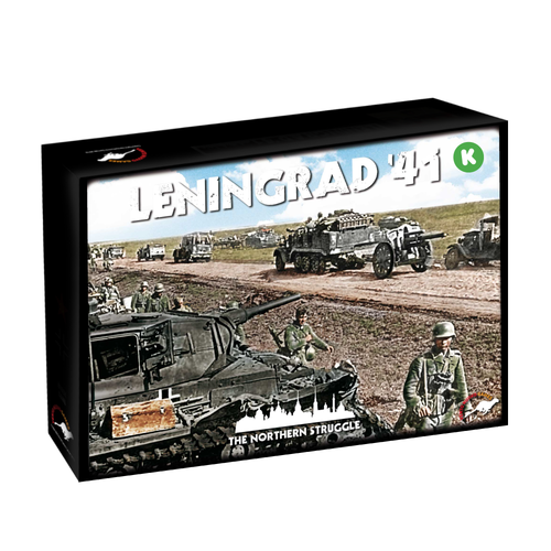 Leningrad '41 Kickstarter Version