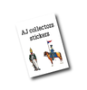 Bloody Monday André Jouineau Collector's Stickers