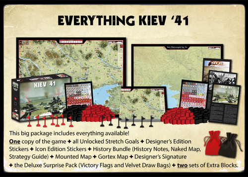 Everything Kiev '41 Plus