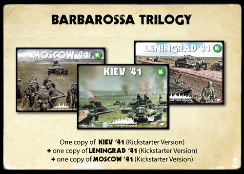 Barbarossa Trilogy