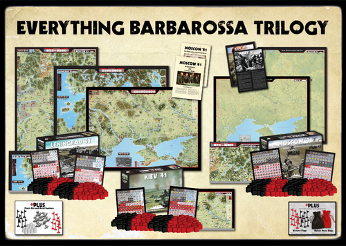 Everything Barbarossa Trilogy
